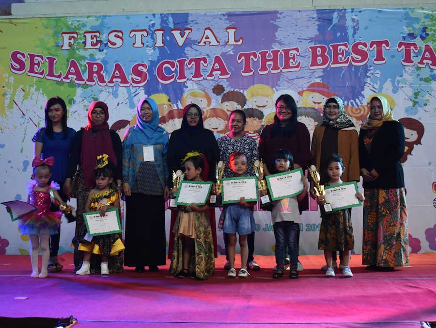 Selaras Cita Best Talent – 2019
